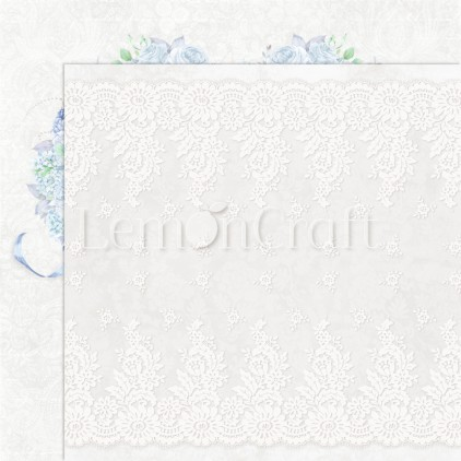 Serenity 03 - Lemoncraft - Double-sided scrapbooking paper