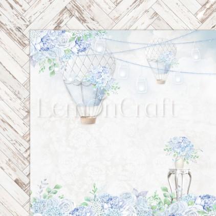 Serenity 02 - Lemoncraft - Dwustronny papier do scrapbookingu
