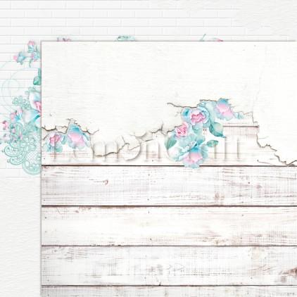 Silence 06 - Lemoncraft - Dwustronny papier do scrapbookingu
