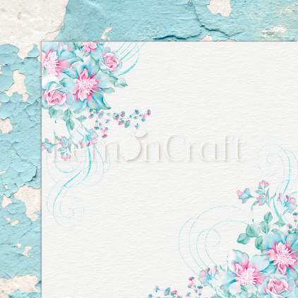 Silence 02 - Lemoncraft - Dwustronny papier do scrapbookingu