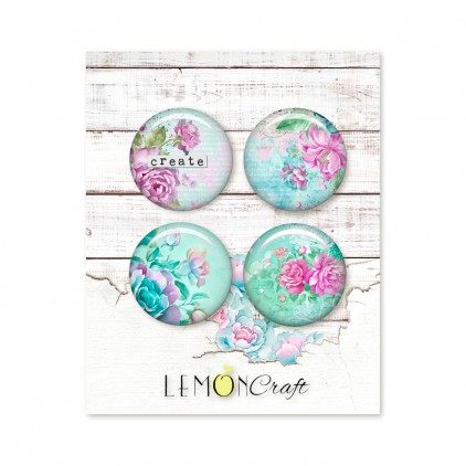 Silence - Buttons / badge - Lemoncraft - LEM-SILEN10