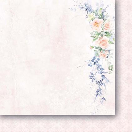 Papier do scrapbookingu 30x30cm - Noce i dnie 02 - Paper Heaven