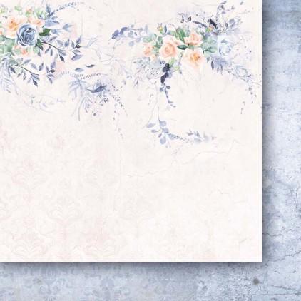Papier do scrapbookingu 30x30cm - Noce i dnie 03 - Paper Heaven