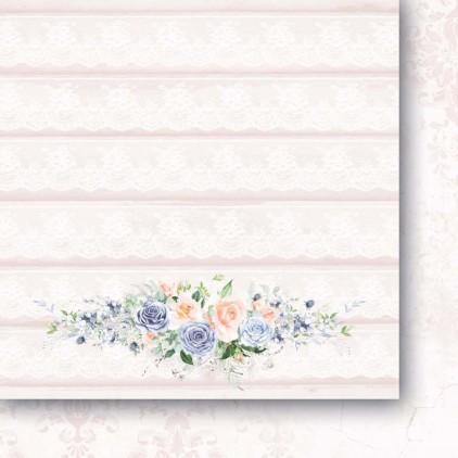 Papier do scrapbookingu 30x30cm - Noce i dnie 04 - Paper Heaven