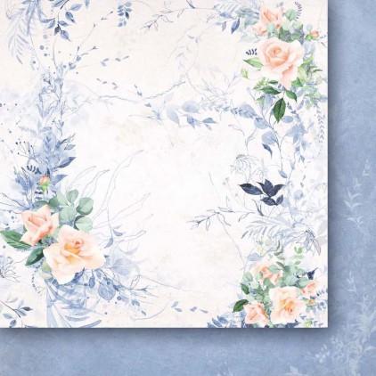 Papier do scrapbookingu 30x30cm - Noce i dnie 06 - Paper Heaven