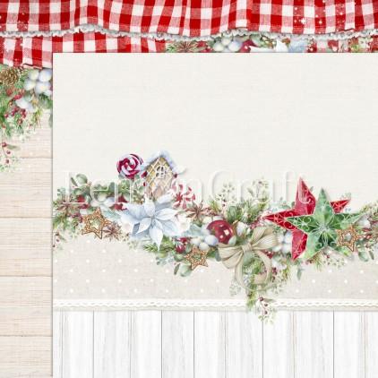 Scrapbooking paper - Lemoncraft - This Christmas 03 - LEM-TSCHR03