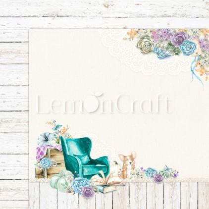 Papier do scrapbookingu - Lemoncraft - Autumn Twilight 03 - LEM-ATWIL03