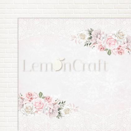 Elegance 06 - Lemoncraft - Dwustronny papier do scrapbookingu