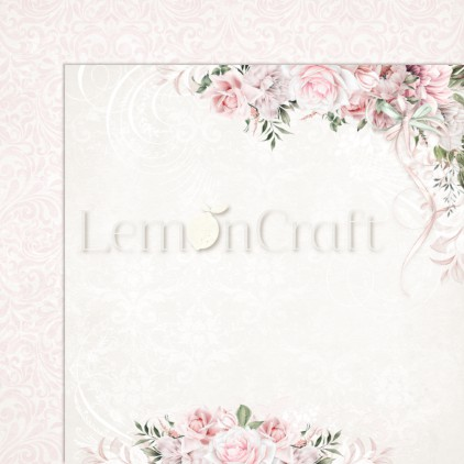 Elegance 05 - Lemoncraft - Dwustronny papier do scrapbookingu