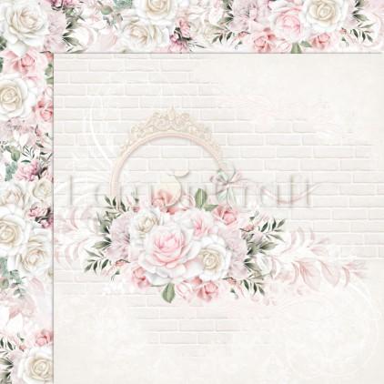 Elegance 04 - Lemoncraft - Double-sided scrapbooking paper