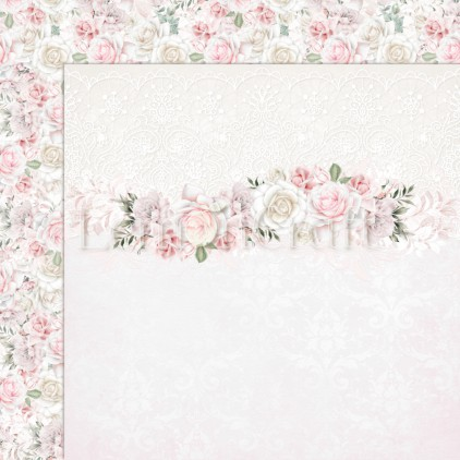 Elegance 03 - Lemoncraft - Double-sided scrapbooking paper
