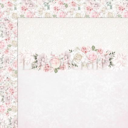 Elegance 03 - Lemoncraft - Dwustronny papier do scrapbookingu