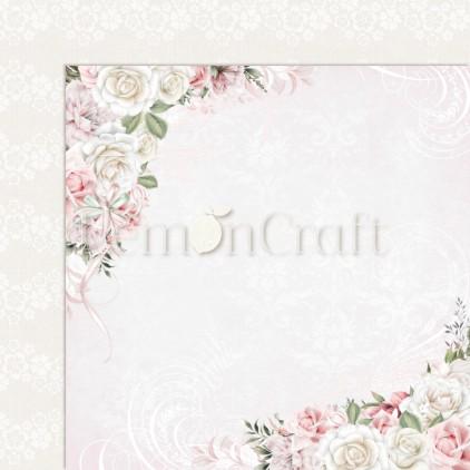 Elegance 01 - Lemoncraft - Dwustronny papier do scrapbookingu