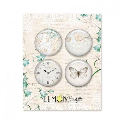 Buttons / badge - Sentimental - Lemoncraft