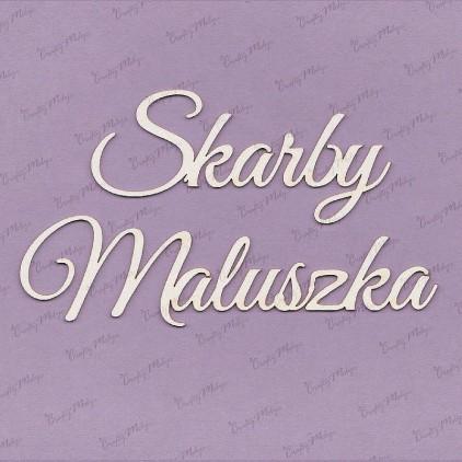 Crafty Moly - Tekturka - Skarby Maluszka, duży