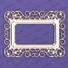 Crafty Moly - Cardboard element - Klara frame