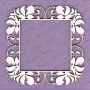 Crafty Moly - Cardboard element - Ida frame