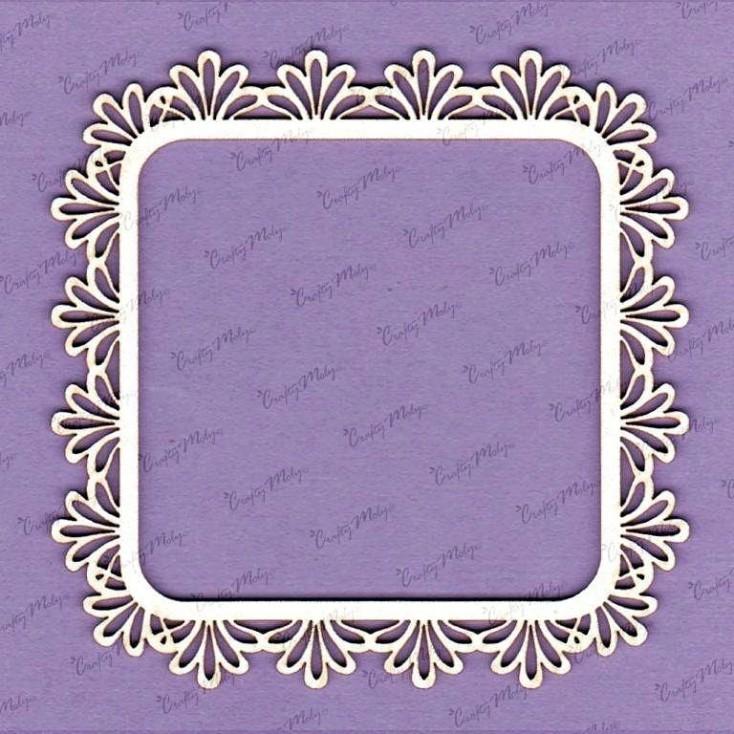 Crafty Moly - Cardboard element - Inga frame