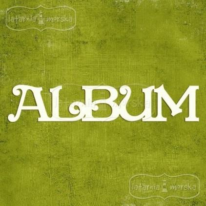 Latarnia Morska - chipboard - Album, 3 pcs