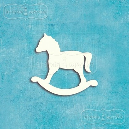 Latarnia Morska - Chipboard - Rocking horse 3 pieces