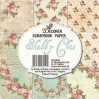 Decorer - Set of papers - Shabby chic