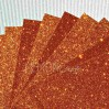 Glitter paper - light brown