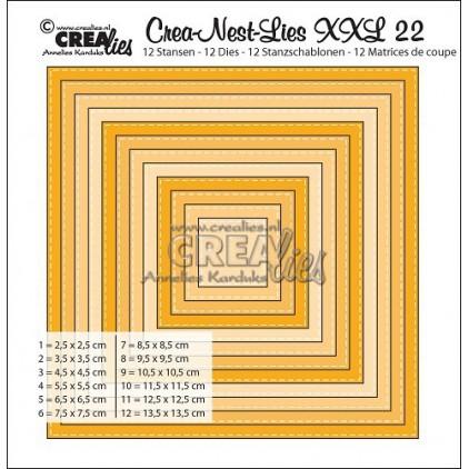 Crea-Nest-Lies dies no. 22 XXL