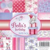Wild Rose Studio - Pad of scrapbooking papers - Bella's birthday