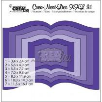 Crea-Nest-Lies XXL dies no. 31