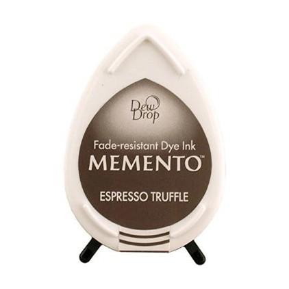 Tsukineko Memento Dew Drops - Tusz - ESPRESSO TRUFFLE