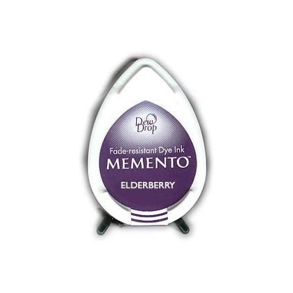 Tsukineko Memento Dew Drops - Tusz - ELDERBERRY