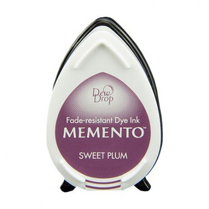 Tsukineko Memento Dew Drops - SWEET PLUM