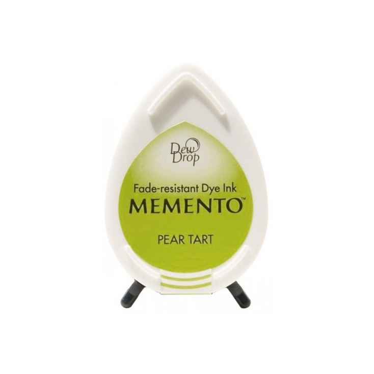 Tsukineko Memento Dew Drops - PEAR TART