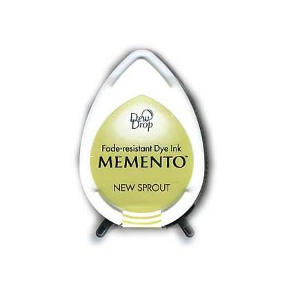 Tsukineko Memento Dew Drops - Tusz - NEW SPROUT