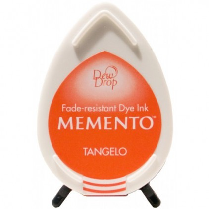 Tsukineko Memento Dew Drops - TANGELO