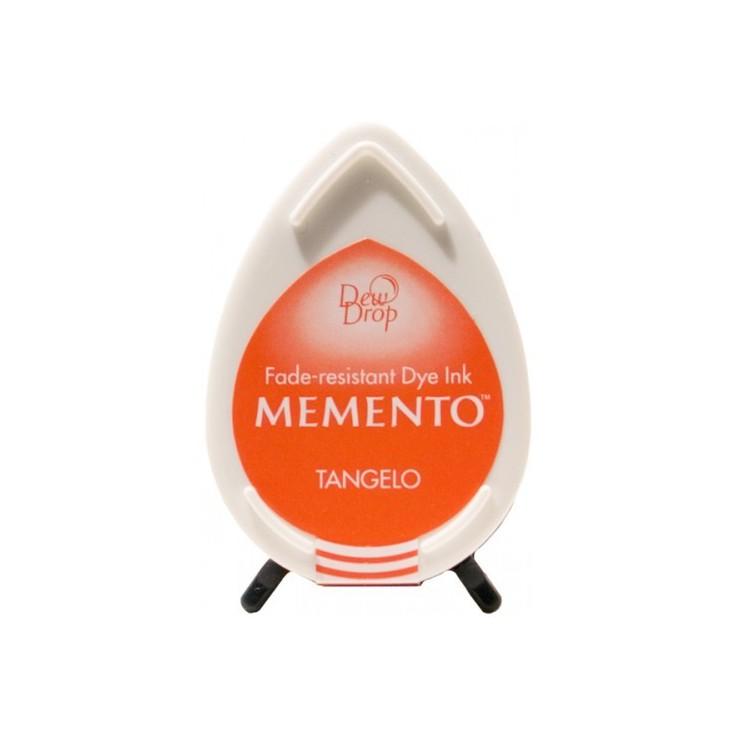Tsukineko Memento Dew Drops - Tusz - TANGELO