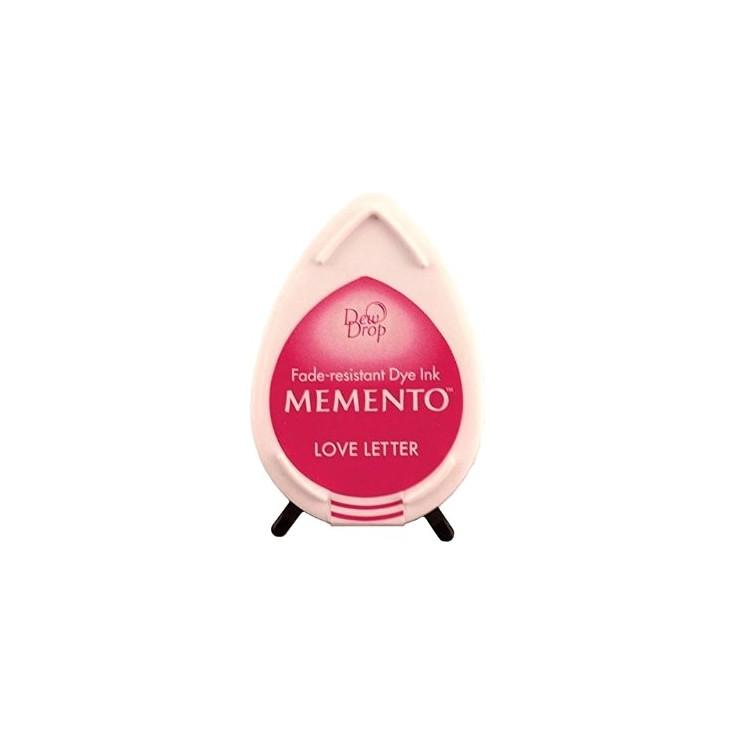 Tsukineko Memento Dew Drops - Tusz - LOVE LETTER