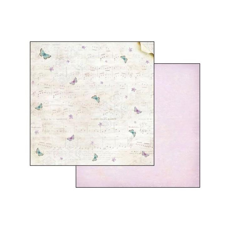 Stamperia - Scrapbooking paper - SBB347