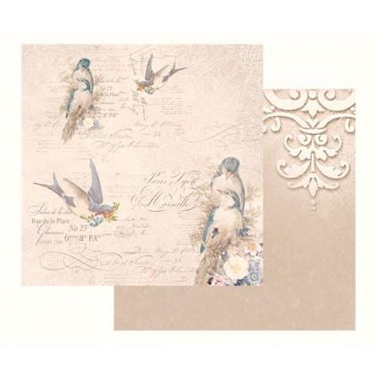 Stamperia - Scrapbooking paper - SBB432