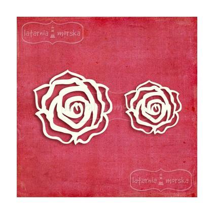 Latarnia Morska - Tekturka - Róże