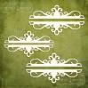 Latarnia Morska - Laser cut - Ornaments - 6pcs