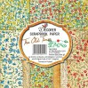 Decorer - Pad of scrapbooking papers - The old times, Spring