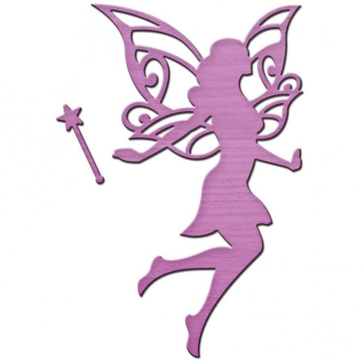 Spellbinders S2-102 - Wykrojniki - Fairy Ariana