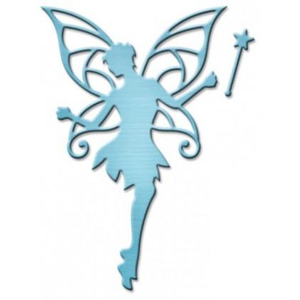 Spellbinders S2-103 - Die - Fairy Cierra