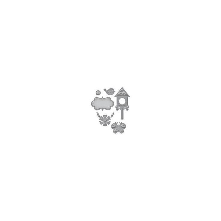 Spellbinders S2-227 - Die - Die D-Lites Springtime
