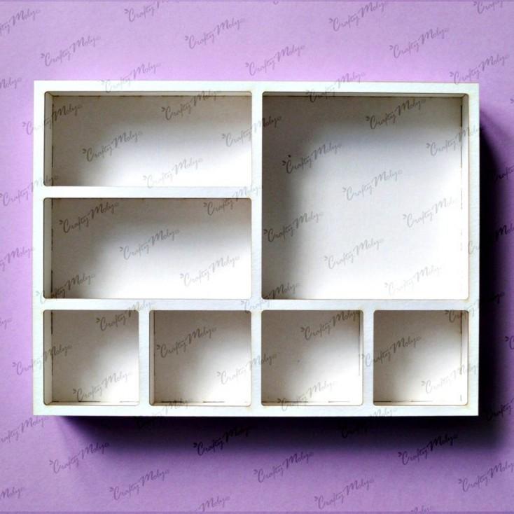 Crafty Moly - Shadow box - 1