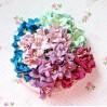 Zestaw papierowych lilii - miks 11 - 50 sztuk