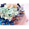 Zestaw papierowych lilii - miks 13 - 50 sztuk