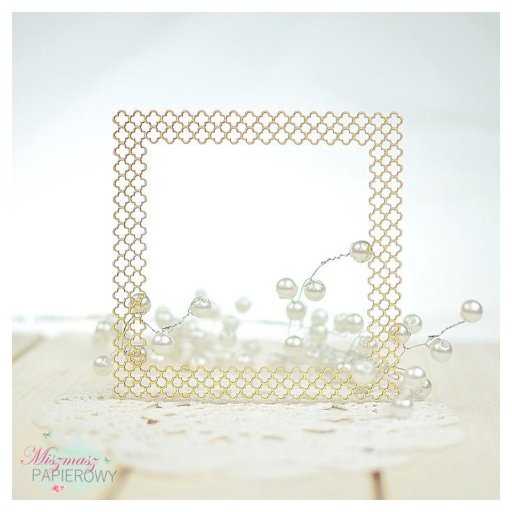 Miszmasz Papierowy - Cardboard element - Frame 10