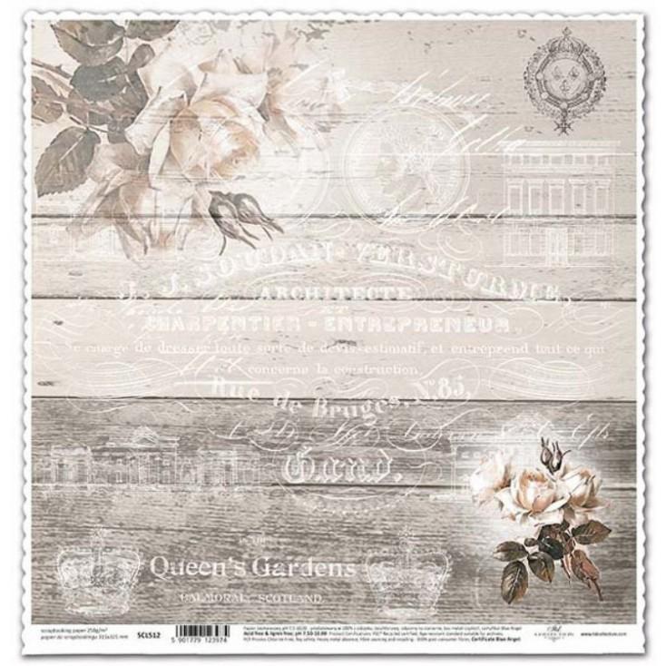 ITD Collection - Papier do scrapbookingu - SCL512